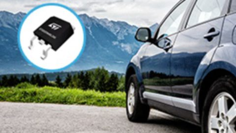 STM – 400 V clamped AEC-Q101-qualified IGBT is ideal for automotive ignition systems