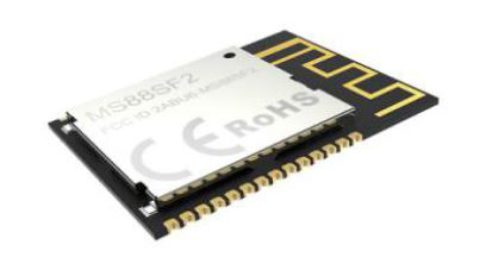 Minew MS88SF2 Bluetooth Module based on nRF52840