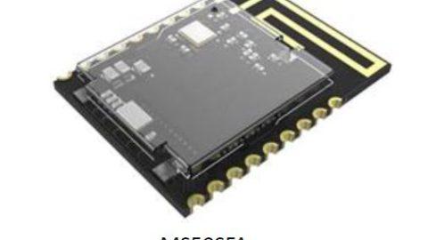 Minew MS50SFA Bluetooth Module based on nRF52810