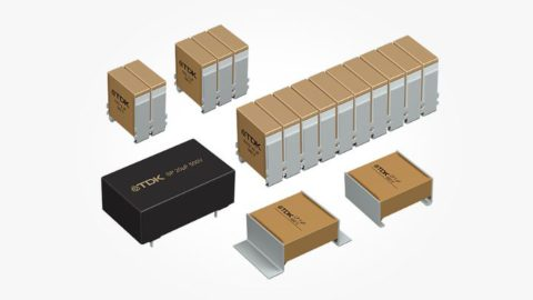 TDK CeraLink® Capacitors