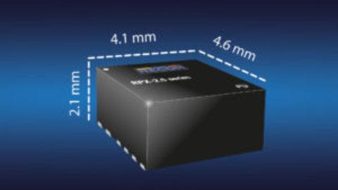 RECOM – RPX2.5 – Low profile QFN-package Power Module