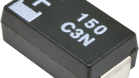 Panasonic Industry Europe introduces TDC series of POSCAP Conductive Polymer-Tantalum-Solid-Capacitors with high temperature endurance specifications