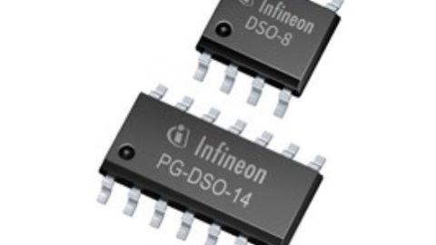 Infineon – 650 V high and low current half-bridge SOI gate driver family