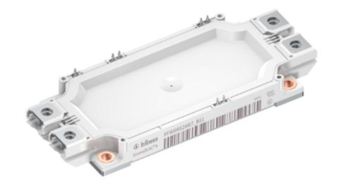 Infineon – EconoDUAL™ 3 with TRENCHSTOP™ IGBT7