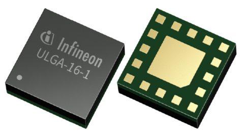 Infineon – High Power DP4T Cross Switch – BGSX24MU16