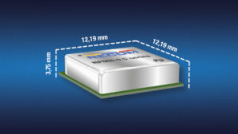 Recom – RPMH-0.5 – non-isolated DC/DC in SMD LGA footprint with a wide input Voltage range of 4.3V to 65V
