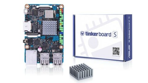 ASUS Tinker Board S – Edge Computing