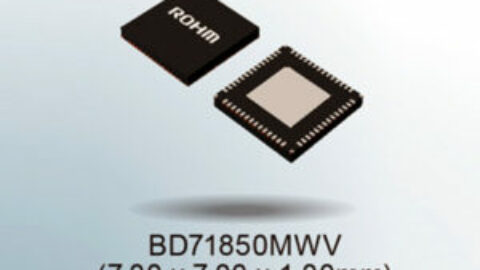 Rohm – BD71850 -Programmable Power Management IC (PMIC)