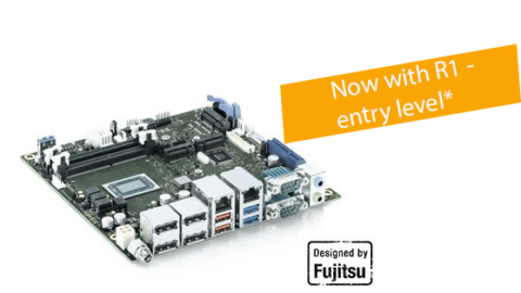 Kontron D3713-V/R a perfect fit for embedded applications with demand for graphics performance at the edge