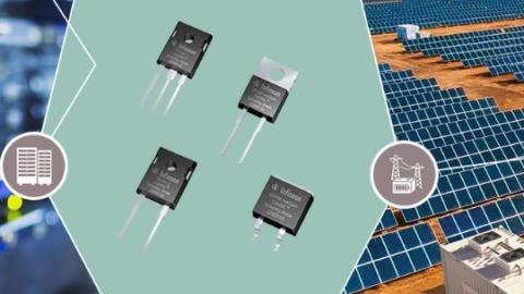 Infineon – Silicon Carbide CoolSiC™ Schottky Diode solutions – Improve efficiency and solution costs