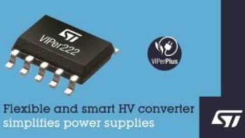 STM – VIPER222 – High voltage converter