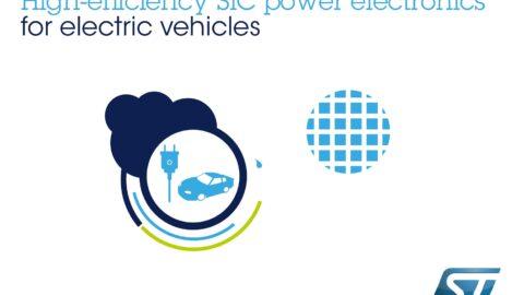 STMicroelectronics – SiC MOSFETS 650V to 1700V