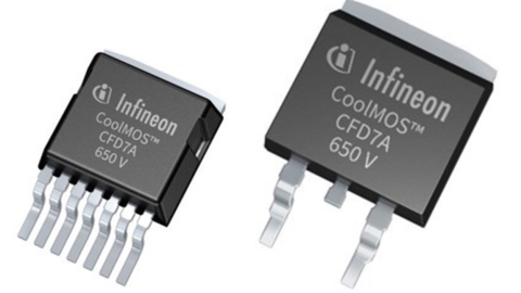 Infineon – 650V CoolMOS™ CFD7A – high-voltage superjunction MOSFETs for automotive applications