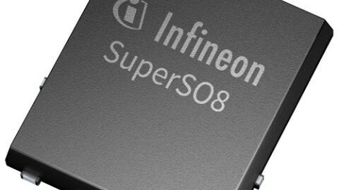 Infineon – OptiMOS™ logic level 120V MOSFETs in SuperSO8