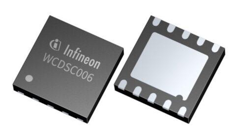 Infineon – EiceDRIVER™ WCDSC006 -Half-bridge level-shift gate-driver IC