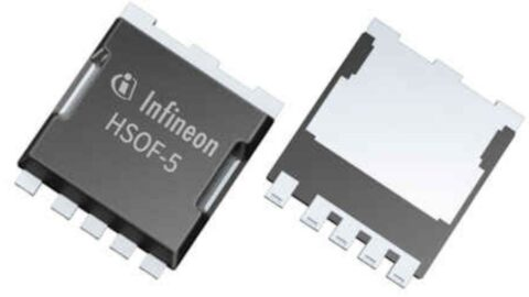 Infineon – sTOLL – new 7x8mm² Power MOS package