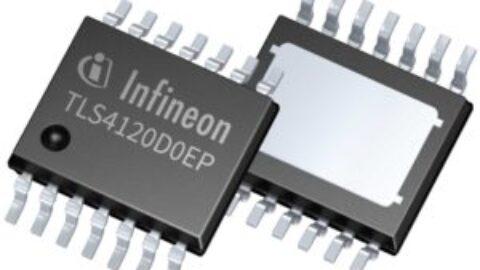 Infineon – OPTIREG™ Switcher TLS412xDxx
