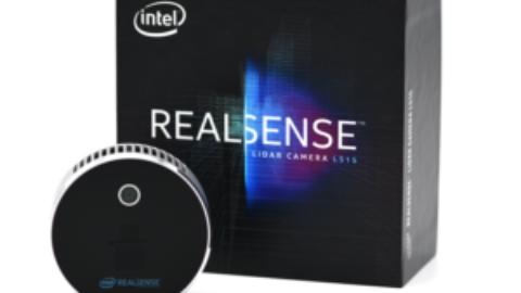 Smallest LiDAR Camera – Intel®L515