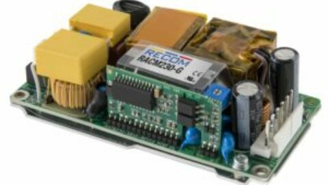 RECOM – RACM230 – 230 Watt 4″x2″ Open Frame or enclosed Power Supply