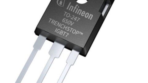 Infineon – Discrete 650 V TRENCHSTOP™ IGBT7 T7