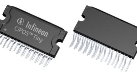 Infineon – CIPOS™ Tiny SIP with covered lead series, IM393-x6FP