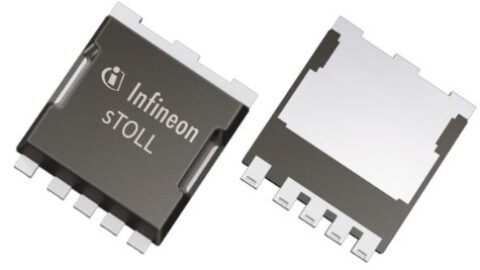 Infineon – sTOLL – new 7 x 8mm² Power MOSFET Package