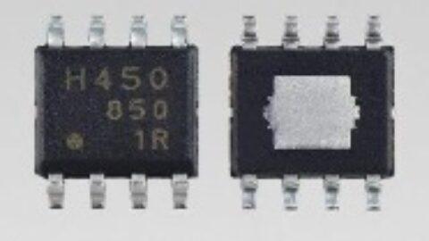 Toshiba – TB67H450FNG – Single Brushed DC motor MCD