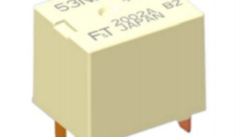 50A PCB Relay for Medium-to-Heavy Automotive Loads – New Product Introduction (Fujitsu)