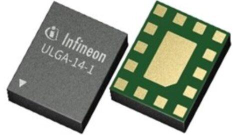 Infineon – BGS15MU14 -RF switch for feedback receive
