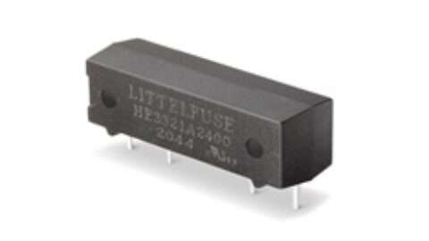 HFE3300 / HFE3600 / HFE700 Series – New Product Introduction Reed Relays (Littelfuse)