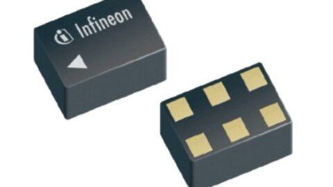 Infineon – Low Power GPS LNAs -BGA123N6 & BGA125N6