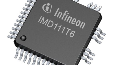 Infineon – iMOTION™ SmartDriver – IMD110-6 series