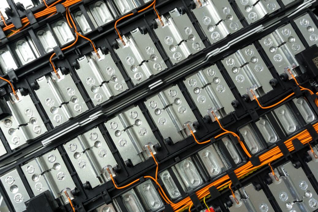 HV-Battery Monitoring, Source: Shutterstock 1868935168
