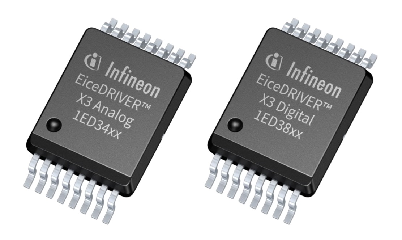 Infineon Eicedriver X3 Analog Digital With Reinforced Isolation Rutronik Tec