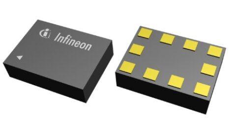 Infineon – BGSC2341ML10 -RF digitally tunable capacitor + SPDT switch