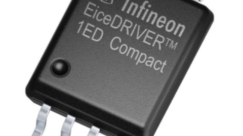 Infineon – EiceDRIVER™ X3 Compact (1ED31xx) with reinforced isolation