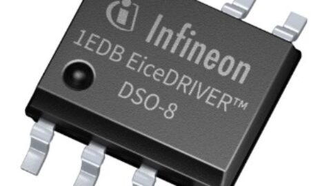 Infineon – EiceDRIVER™ 1EDB family -single-channel isolated gate driver ICs
