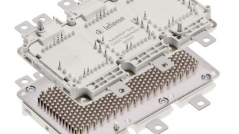 Infineon – HybridPACK™ Drive CoolSiC™