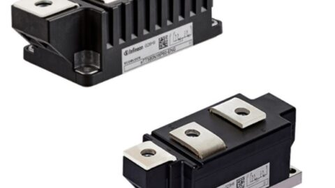 Infineon – Thyristor/Diode modules with 1800 V