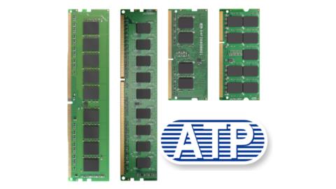 ATP DRAM modules – Ensuring reliability under intense workloads